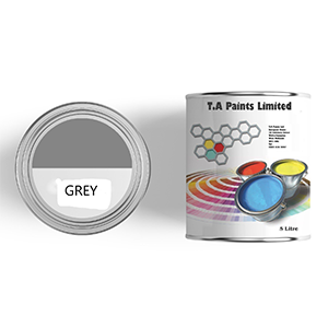 T.A. Paints Pool Primer suitable for Fiberglass, Gelcoat, Metal Grey 5L