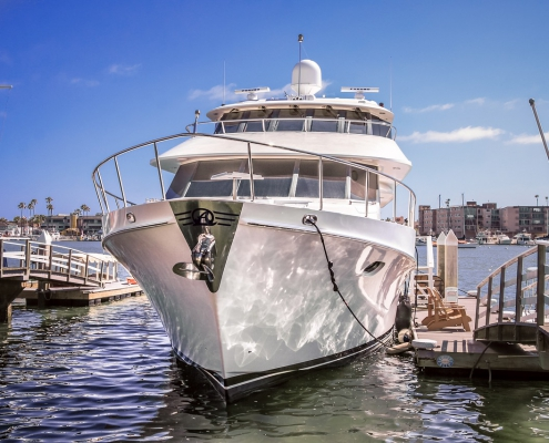Learn exactly which yacht paint you need for boat
