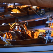 Keep your teak and wooden surfaces gleaming with wood yacht paint