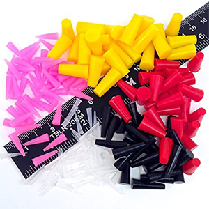175pc High Temp Silicone Rubber Plug Kit