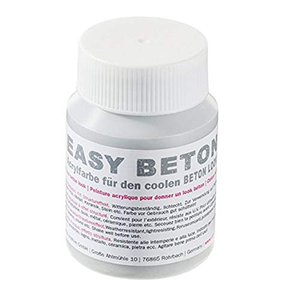 Efco Easy Beton Colours 100 ml Concrete, acrylic paint for wood, paper, metal ceramic or stone