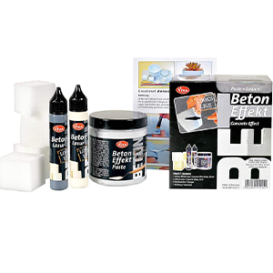 Viva Decor Concrete Effect Paint - Starter Kit