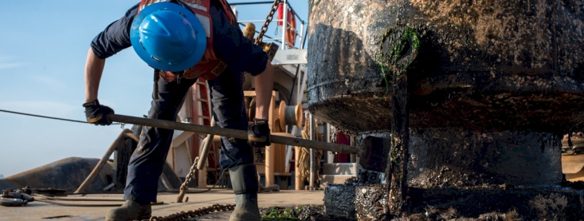 Prevent biofouling without the need for copper with foul release coatings