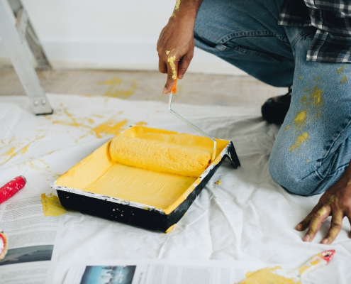 Learn all the tips and tricks for how to paint a room like a pro