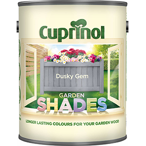 Cuprinol Garden Shades Dusky gem Matt Wood paint 1L