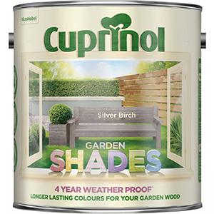 Cuprinol Garden Shades Silver Birch Matt 2.5L