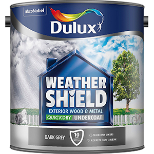 Dulux Weather Shield Undercoat Water-based Exterior