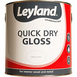 Lelyland Quick Dry Wood Gloss Water-based Interior