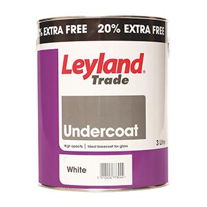 Lelyland Trade Undercoat Solvent-based Interior