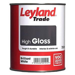 Lelyland Trade Wood Gloss Solvent-based Interior