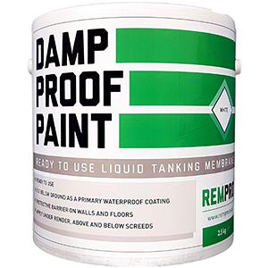 Rempro Damp Proof Paint