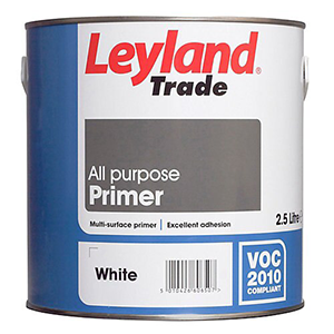 Leyland Trade All purpose Primer – Solvent-based – Interior + Exterior