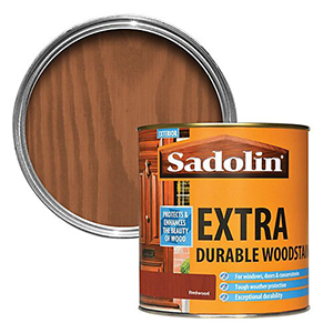 Sadolin Extra Durable Woodstain – Solvent-based – Exterior – Alkyd